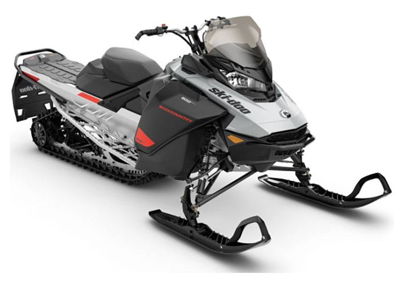 2021 Ski-Doo Backcountry Sport 600 EFI ES Cobra 1.6 in Zulu, Indiana - Photo 1