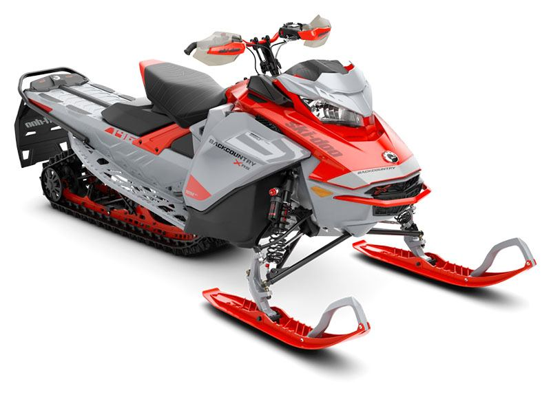2021 Ski-Doo Backcountry X-RS 850 E-TEC ES PowderMax 2.0 w/ Premium Color Display in Massapequa, New York - Photo 1