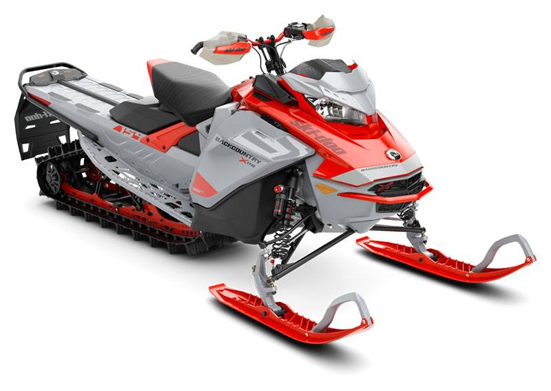 2021 Ski-Doo Backcountry X-RS 154 850 E-TEC ES PowderMax 2.5 w/ Premium Color Display in Presque Isle, Maine - Photo 1