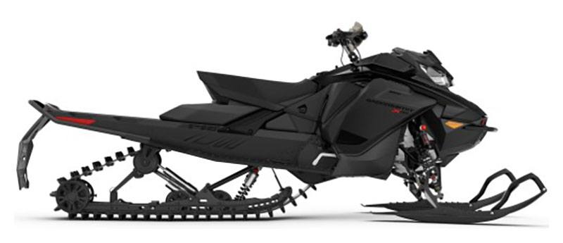 2021 Ski-Doo Backcountry X-RS 850 E-TEC ES PowderMax 2.0 w/ Premium Color Display in Waterbury, Connecticut - Photo 2