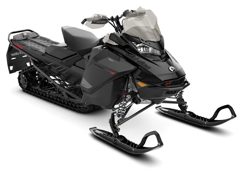 2021 Ski-Doo Backcountry X 850 E-TEC ES PowderMax 2.0 w/ Premium Color Display in Massapequa, New York - Photo 1