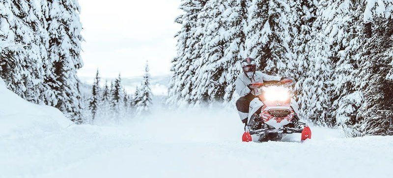 2021 Ski-Doo Backcountry X 850 E-TEC ES PowderMax 2.0 w/ Premium Color Display in Augusta, Maine - Photo 3