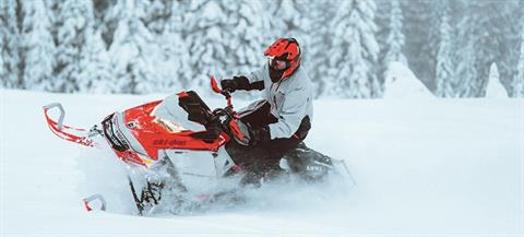 2021 Ski-Doo Backcountry X 850 E-TEC ES PowderMax 2.0 w/ Premium Color Display in Augusta, Maine - Photo 5