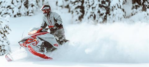 2021 Ski-Doo Backcountry X 850 E-TEC ES PowderMax 2.0 w/ Premium Color Display in Sacramento, California - Photo 5