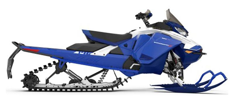 2021 Ski-Doo Backcountry X 850 E-TEC ES PowderMax 2.0 w/ Premium Color Display in Dickinson, North Dakota - Photo 2