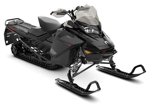 2021 Ski-Doo Backcountry X 850 E-TEC SHOT PowderMax 2.0 in Colebrook, New Hampshire