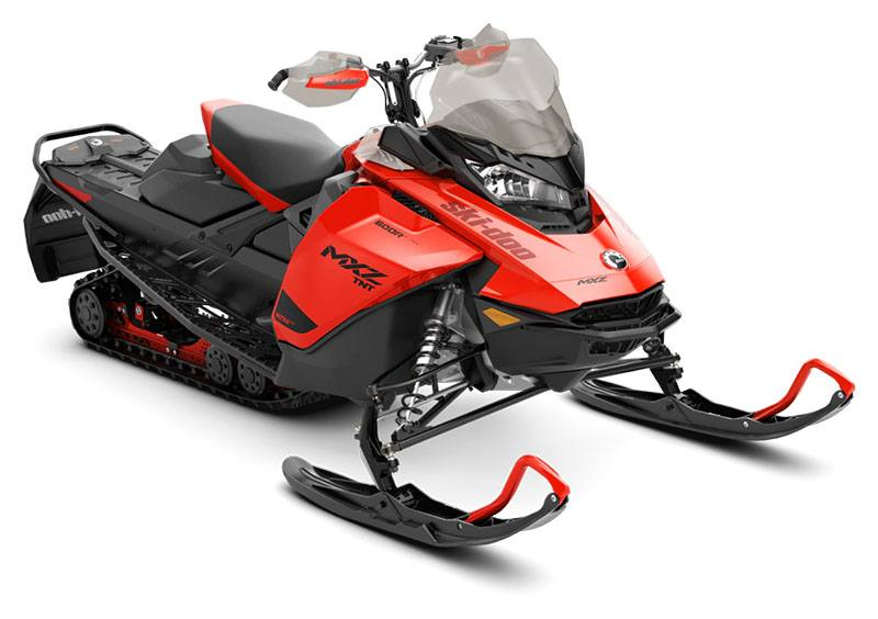 2021 Ski-Doo MXZ TNT 600R E-TEC ES Ice Ripper XT 1.25 in Land O Lakes, Wisconsin - Photo 1