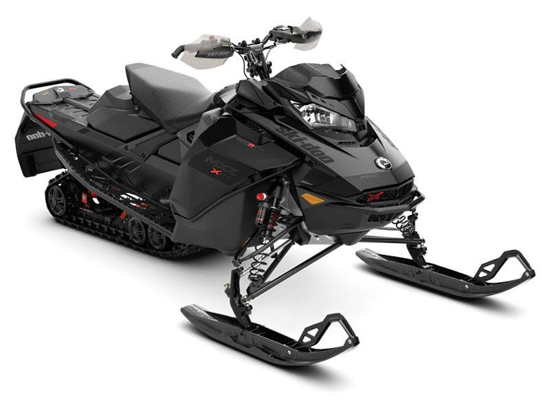 2021 Ski-Doo MXZ X-RS 600R E-TEC ES Ice Ripper XT 1.25 in Bozeman, Montana - Photo 1