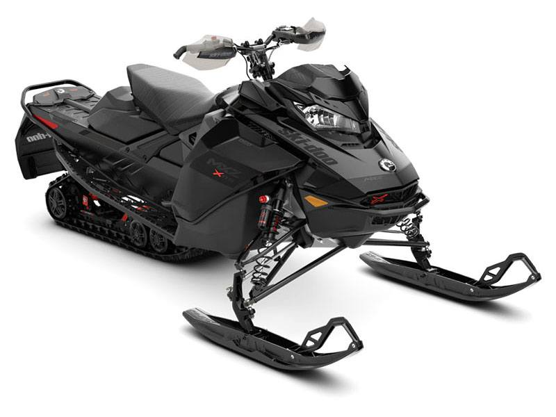 2021 Ski-Doo MXZ X-RS 850 E-TEC ES Ice Ripper XT 1.25 w/ Premium Color Display in Derby, Vermont - Photo 1