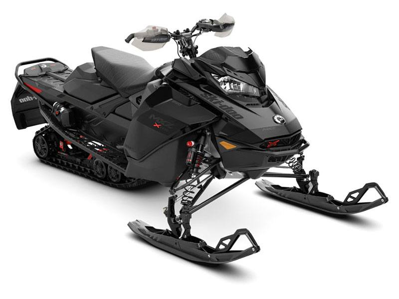 2021 Ski-Doo MXZ X-RS 850 E-TEC ES w/ Adj. Pkg, Ice Ripper XT 1.5 w/ Premium Color Display in Sacramento, California - Photo 1