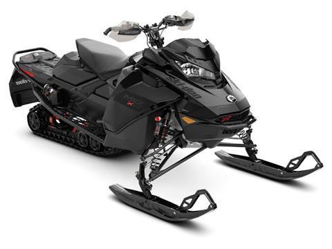 2021 Ski-Doo MXZ X-RS 850 E-TEC ES w/QAS, RipSaw 1.25 w/ Premium Color Display in Unity, Maine - Photo 1