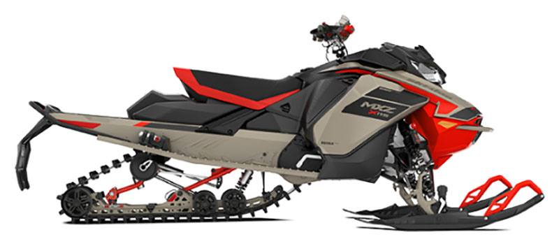 2021 Ski-Doo MXZ X-RS 850 E-TEC ES w/ Adj. Pkg, Ice Ripper XT 1.25 w/ Premium Color Display in Rome, New York - Photo 2