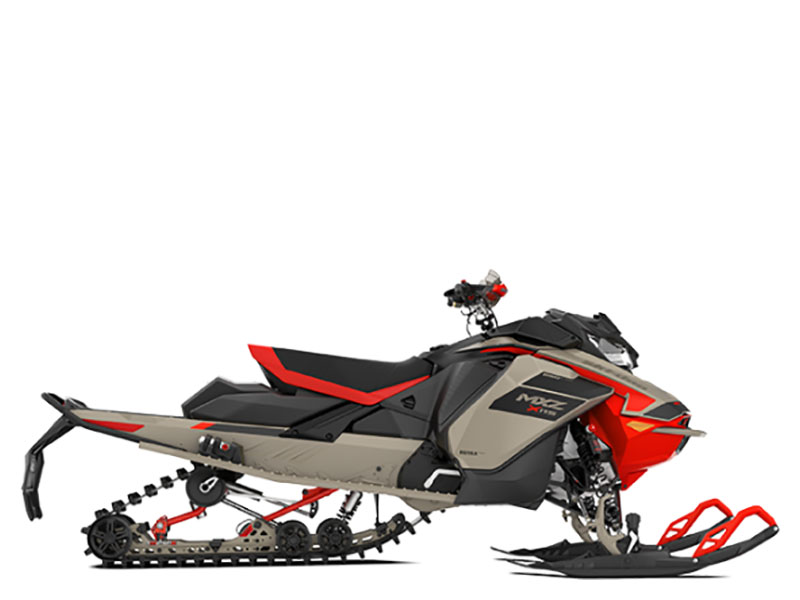 2021 Ski-Doo MXZ X-RS 850 E-TEC ES w/ Adj. Pkg, RipSaw 1.25 w/ Premium Color Display in Huron, Ohio - Photo 2