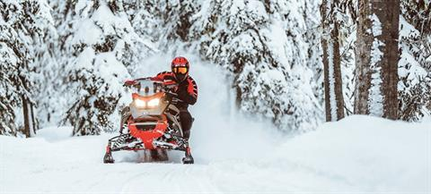 2021 Ski-Doo MXZ X-RS 850 E-TEC ES w/ QAS, Ice Ripper XT 1.25 in Woodruff, Wisconsin - Photo 9