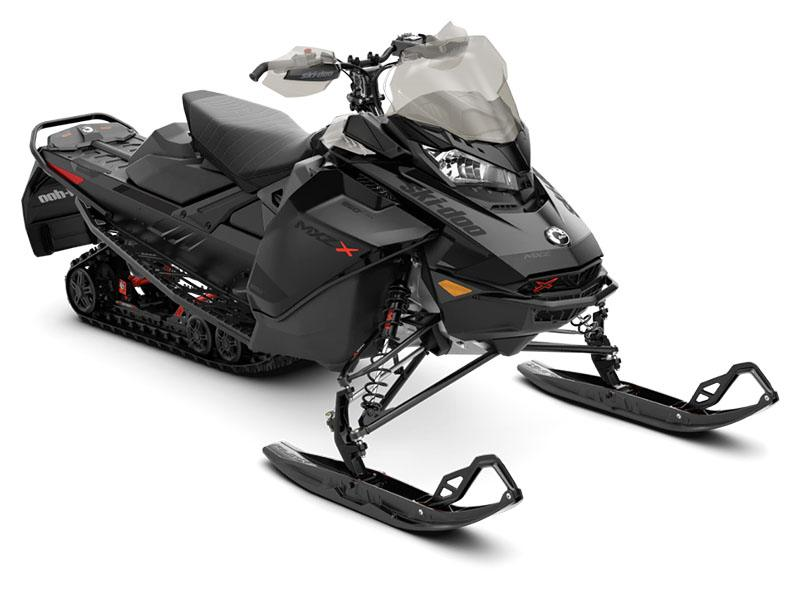 2021 Ski-Doo MXZ X 850 E-TEC ES Ice Ripper XT 1.25 w/ Premium Color Display in Woodruff, Wisconsin