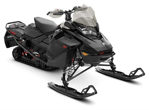 2021 Ski-Doo MXZ X 850 E-TEC ES w/ Adj. Pkg, Ice Ripper XT 1.25 w/ Premium Color Display in Augusta, Maine
