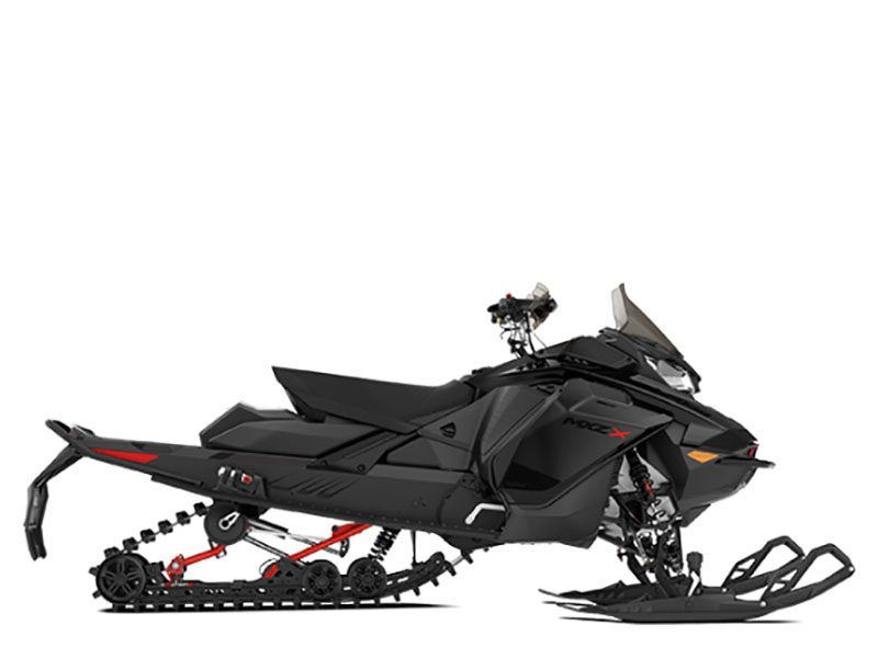 2021 Ski-Doo MXZ X 850 E-TEC ES w/ Adj. Pkg, Ice Ripper XT 1.25 in Speculator, New York - Photo 2