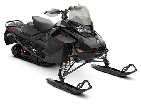 2021 Ski-Doo MXZ X 600R E-TEC ES Ice Ripper XT 1.25 in Honesdale, Pennsylvania