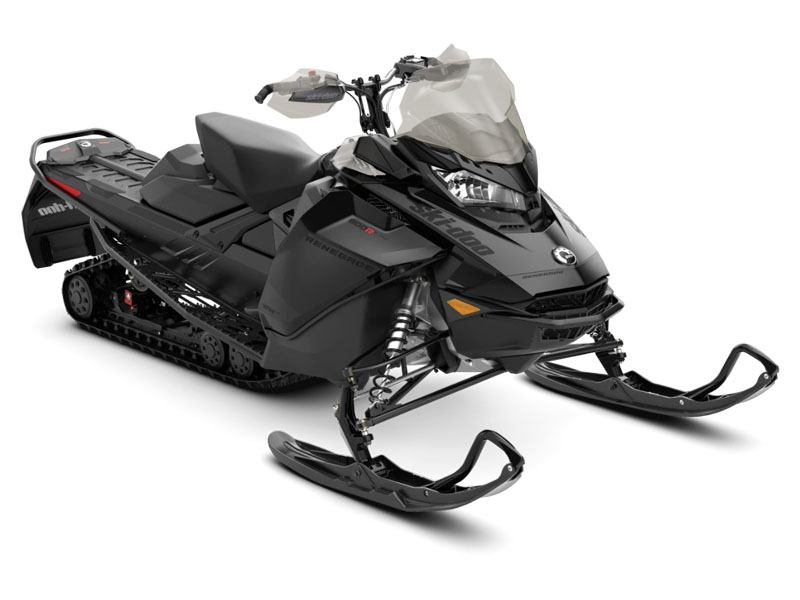 2021 Ski-Doo Renegade Adrenaline 600R E-TEC ES RipSaw 1.25 in Honeyville, Utah - Photo 1
