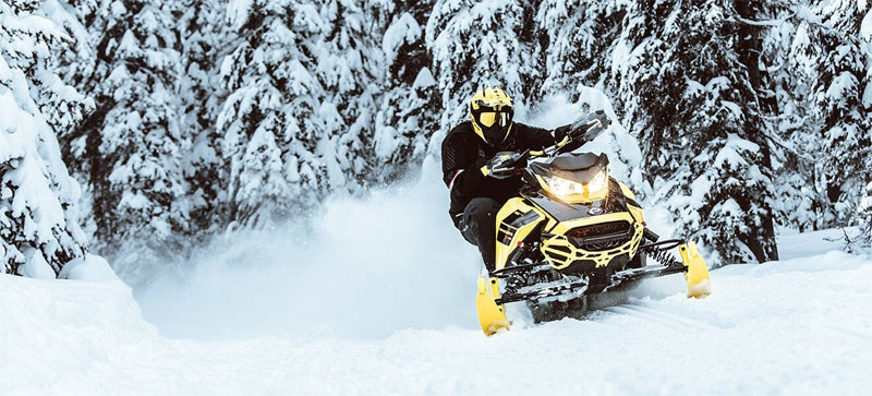 2021 Ski-Doo Renegade Adrenaline 600R E-TEC ES RipSaw 1.25 in Grimes, Iowa - Photo 10