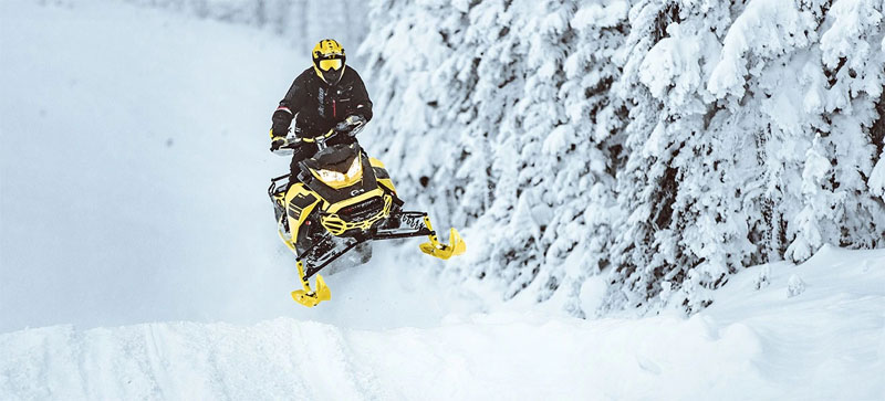 2021 Ski-Doo Renegade Adrenaline 600R E-TEC ES RipSaw 1.25 in Wasilla, Alaska - Photo 16