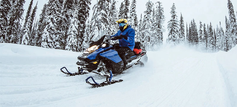 2021 Ski-Doo Renegade Adrenaline 600R E-TEC ES RipSaw 1.25 in Woodinville, Washington - Photo 2