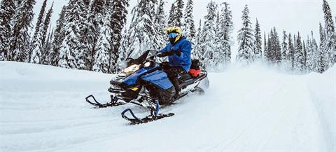 2021 Ski-Doo Renegade Adrenaline 600R E-TEC ES RipSaw 1.25 in Hudson Falls, New York - Photo 2