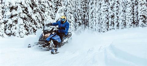 2021 Ski-Doo Renegade Adrenaline 600R E-TEC ES RipSaw 1.25 in Hudson Falls, New York - Photo 3