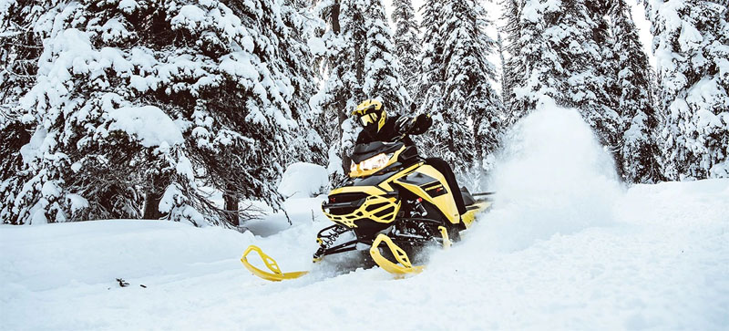 2021 Ski-Doo Renegade Adrenaline 600R E-TEC ES RipSaw 1.25 in Woodinville, Washington - Photo 8