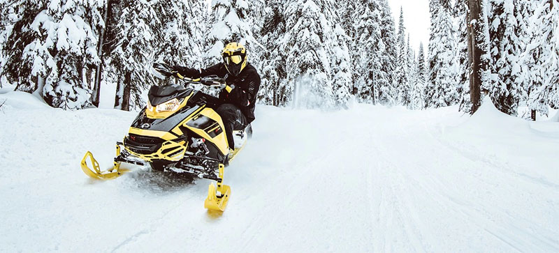2021 Ski-Doo Renegade Adrenaline 600R E-TEC ES RipSaw 1.25 in Pocatello, Idaho - Photo 12