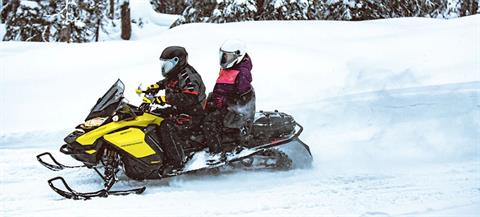 2021 Ski-Doo Renegade Adrenaline 600R E-TEC ES RipSaw 1.25 in Colebrook, New Hampshire - Photo 2