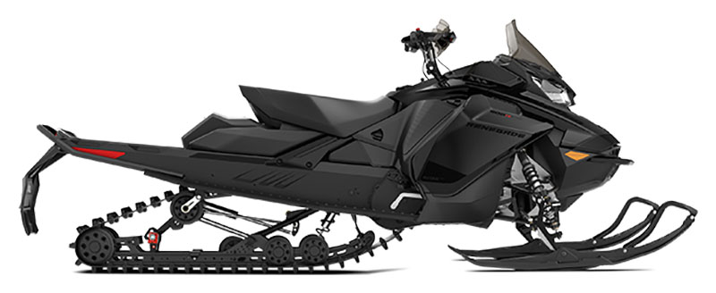 2021 Ski-Doo Renegade Adrenaline 600R E-TEC ES RipSaw 1.25 in Presque Isle, Maine - Photo 2