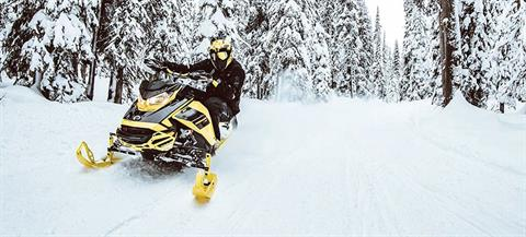 2021 Ski-Doo Renegade Adrenaline 600R E-TEC ES RipSaw 1.25 in Wilmington, Illinois - Photo 11