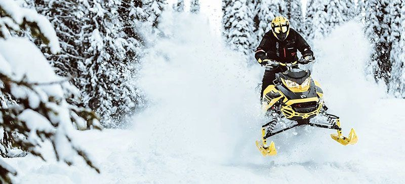 2021 Ski-Doo Renegade Adrenaline 600R E-TEC ES RipSaw 1.25 in Waterbury, Connecticut - Photo 12