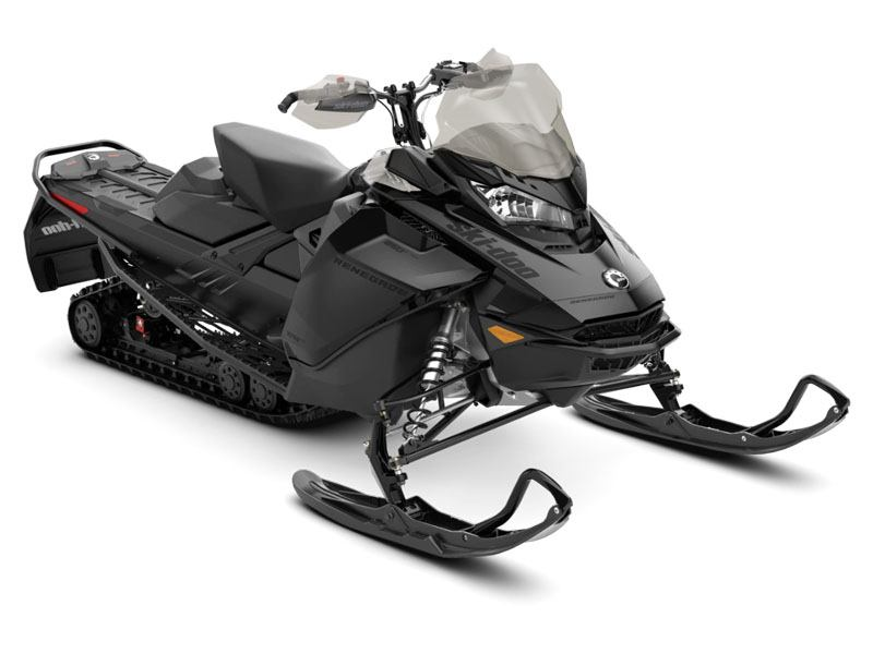 2021 Ski-Doo Renegade Adrenaline 850 E-TEC ES RipSaw 1.25 in Bennington, Vermont - Photo 1