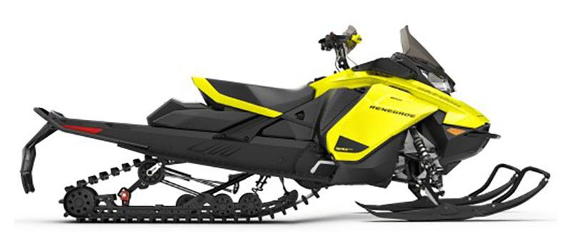 2021 Ski-Doo Renegade Adrenaline 850 E-TEC ES RipSaw 1.25 in Roscoe, Illinois - Photo 2