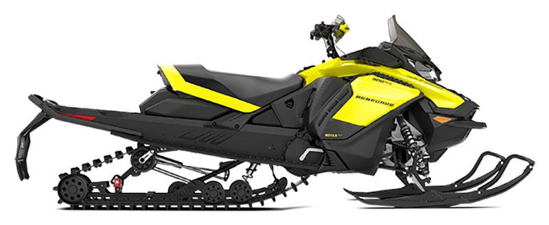 2021 Ski-Doo Renegade Adrenaline 900 ACE Turbo ES RipSaw 1.25 in Honesdale, Pennsylvania - Photo 2