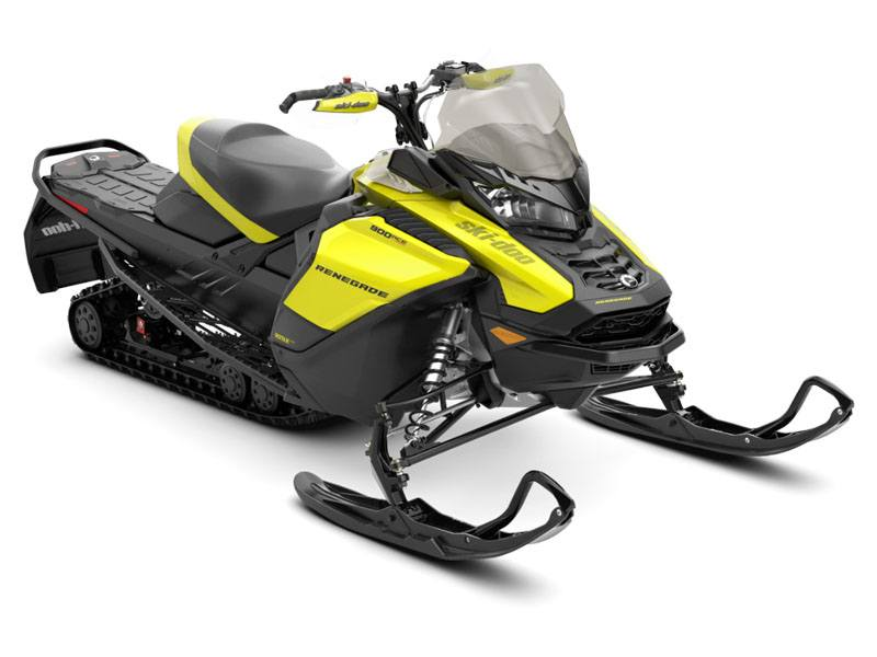 2021 Ski-Doo Renegade Adrenaline 900 ACE Turbo ES RipSaw 1.25 in Springville, Utah - Photo 1