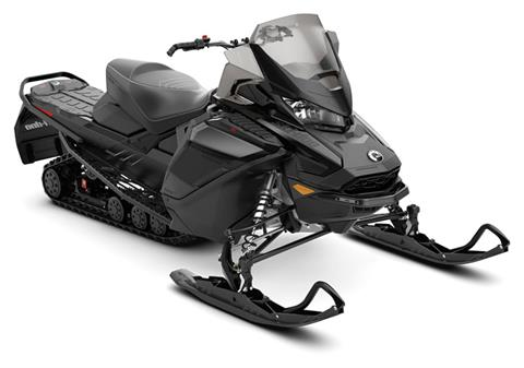 2021 Ski-Doo Renegade Enduro 600R E-TEC ES Ice Ripper XT 1.25 in Colebrook, New Hampshire