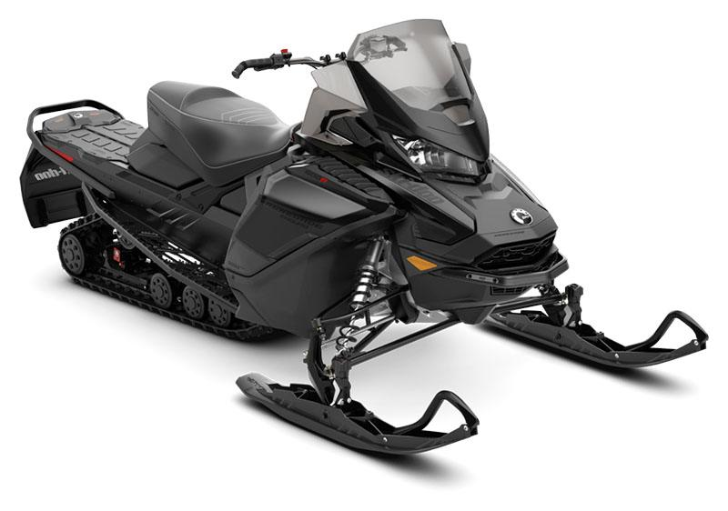 2021 Ski-Doo Renegade Enduro 600R E-TEC ES Ice Ripper XT 1.25 in Colebrook, New Hampshire - Photo 1