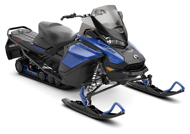 2021 Ski-Doo Renegade Enduro 600R E-TEC ES Ice Ripper XT 1.25 in Dickinson, North Dakota - Photo 1