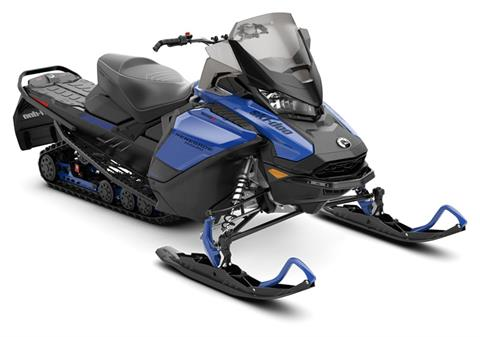 2021 Ski-Doo Renegade Enduro 600R E-TEC ES Ice Ripper XT 1.25 in Land O Lakes, Wisconsin