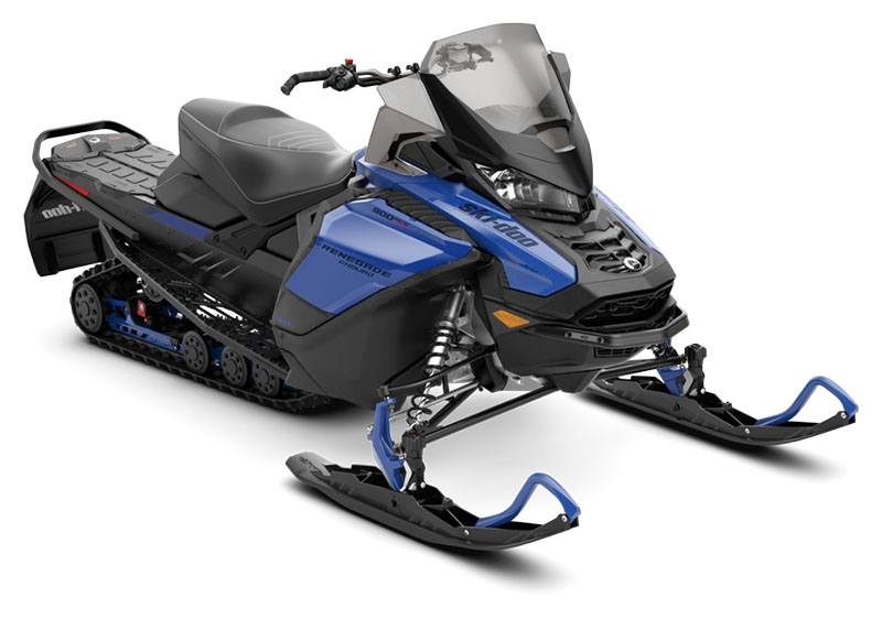 2021 Ski-Doo Renegade Enduro 900 ACE Turbo ES Ice Ripper XT 1.25 in Shawano, Wisconsin - Photo 1