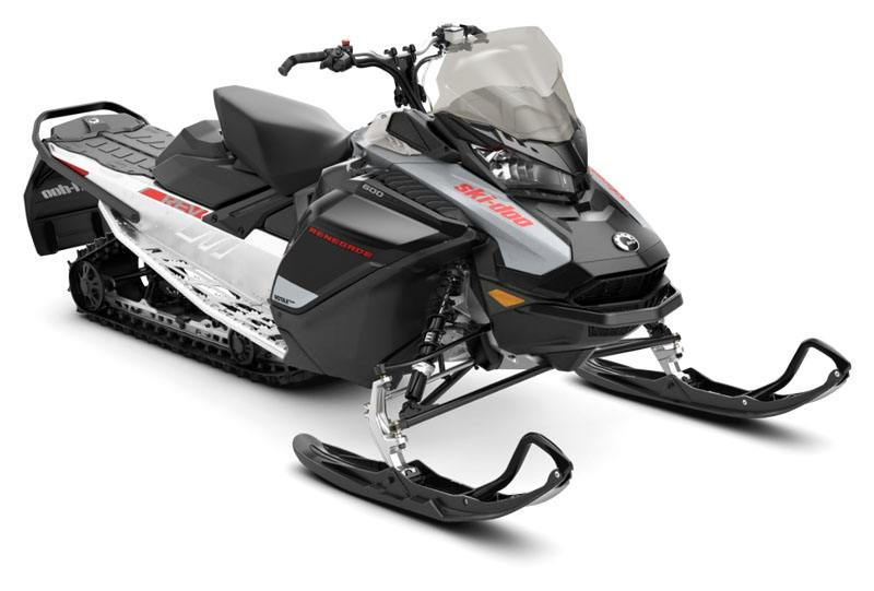 2020 Ski-Doo Renegade Sport 600 Ace ES REV Gen4 (Wide) in Wasilla, Alaska - Photo 1