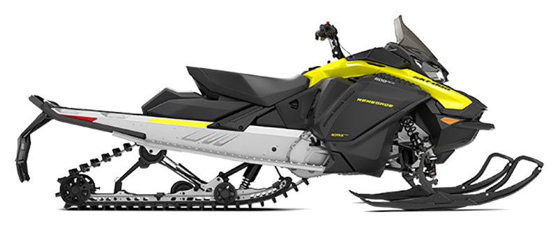 2021 Ski-Doo Renegade Sport 600 ACE ES Cobra 1.35 in Derby, Vermont - Photo 2