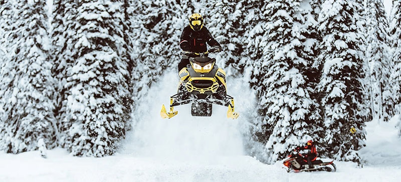 2021 Ski-Doo Renegade Sport 600 ACE ES Cobra 1.35 in Unity, Maine - Photo 13