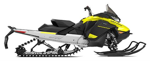 2021 Ski-Doo Renegade Sport 600 EFI ES Cobra 1.35 in Land O Lakes, Wisconsin - Photo 2