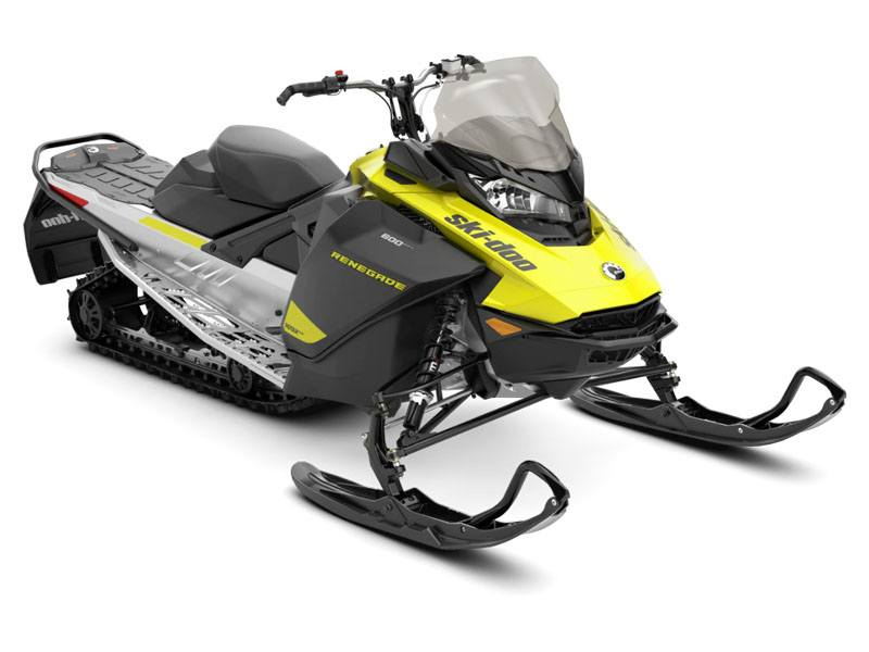 2021 Ski-Doo Renegade Sport 600 EFI ES Cobra 1.35 in Honeyville, Utah - Photo 1