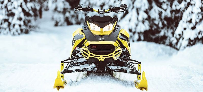 2021 Ski-Doo Renegade X 600R E-TEC ES Ice Ripper XT 1.25 in Unity, Maine - Photo 13