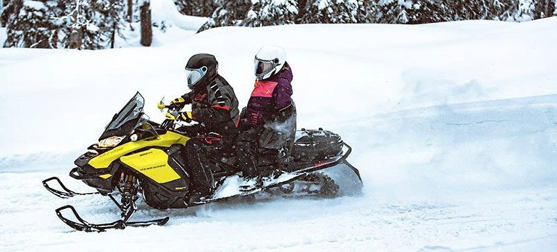 2021 Ski-Doo Renegade X 600R E-TEC ES Ice Ripper XT 1.5 in Ponderay, Idaho